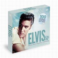 Cover Elvis Presley - Elvis In The 50s [4CD]